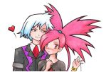 Steven and Flannery by tails-miya