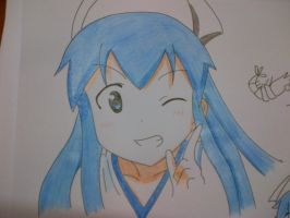Squid Girl ! by Kevintan19