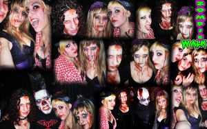 Zombie Walk by maga-a7x
