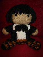 Doctor Who - 2nd Doctor by Ginger-PolitiCat