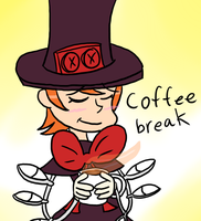 Coffee break by Luckynight48