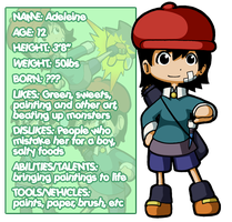 Adeleine's Profile by CubeWatermelon
