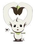 : terriermon : by Ajdra