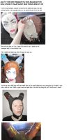 How to: Maleficent headpiece by GagaPotterTribute