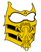 Scorpion's Mask by LoneCarbineer