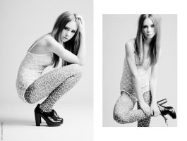 Black and white by hanna-bjorkstedt