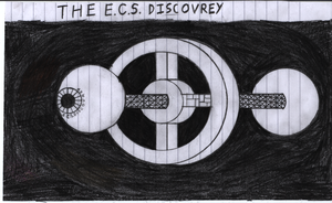 E.C.S. Discovrey by dark1ord