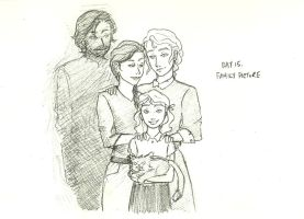 Day 15 - Family Picture by charmontez