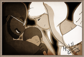 Finally a Family (Story included) by Saruteku