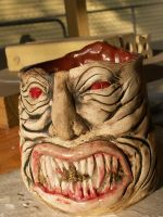 Adoptable Monster Mug by CorazondeDios