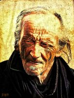Old Man by fmr0