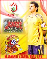 Iker in Euro 2008 by bluebenji