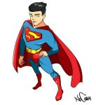 Superman by NaCabry