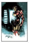 Iron Man by rafaelalbuquerqueart