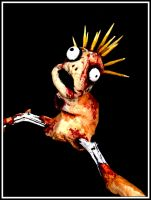 Gore Puppet 4 by DarylHobsonArtwork