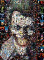 The Joker Mosaic 2 by Cornejo-Sanchez
