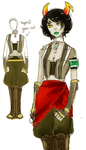 spacestuck: Sr.Maryam by Costly