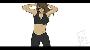 Reign's Dancing [Rotoscope] by Zaliviel