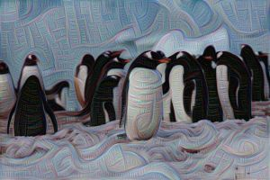 how computers see penguins by pinguino