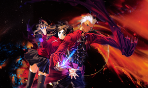 Fate Stay Night Wallpaper by GendouDouji