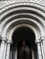 Freemason Temple by ciseaux
