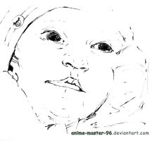 Sketchbook - Life Drawing - Baby - 2 by anime-master-96