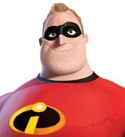 Mr.Incredible by Imaginesto