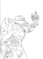 Megatron the Dark Energon Reanimator by LordStarscreamraptor