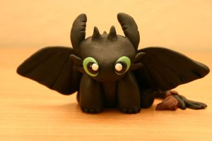 Toothless-HTTYD by Myyshka
