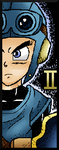 Miiverse Art: Dragon Quest Hero II by DragonQuestHero