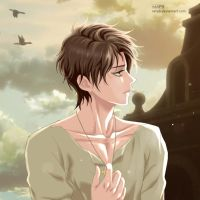 Eren by raliPB