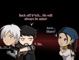 Fenris is Mine Bitch by NarutoLover6219