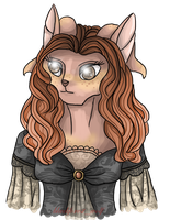 Neopets: Denette the Pink Acara BC Entry by Blesses