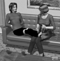 Bondage Mother-in-Law5- The New BFF 2 of 5 by Driver651