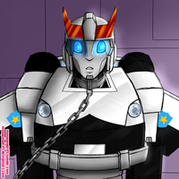 TF: Prowl - You want me to WHAT? by Masqueadrift