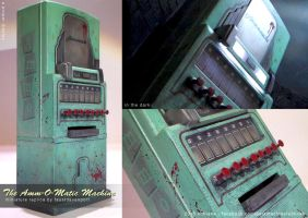 Call of Duty: Zombies - The Amm-O-Matic Machine by faustdavenport