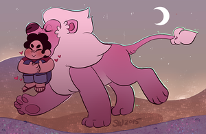 Goodnight Moonbeam by withery
