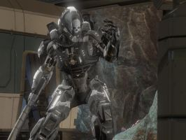 Halo 4: Reaper by purpledragon104