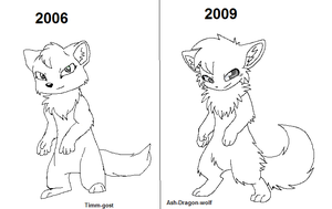 Style improvement by Ash-Dragon-wolf