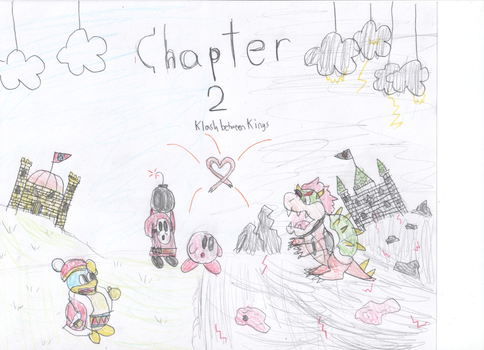 Paper Kirby Chapter 2: Klash Between Kings by AttackOfTheJack