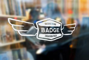 The Badge Creator by snkdesigns
