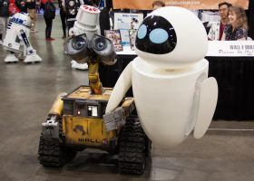 Wall-E - Comikaze by EriTesPhoto
