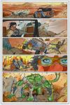 The Traveler Page 3 Colour by DerekDwyer