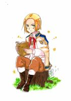 APH Young Pologne by White-Bears