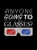 Dr. Who 3D Glasses by cbrucc