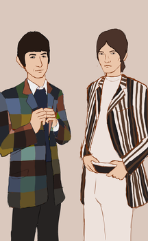 A Couple of Small Faces by DandymanKAL