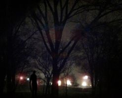 Another Slender Man sighting by Phaedris