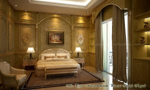 Fin Interior Classic Bedroom 1 by SanSamuel