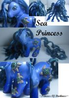 Sea Princess by DeepDarkCreations