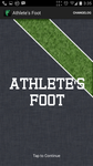 Athlete's Foot Openscreen Redesign by Exikle